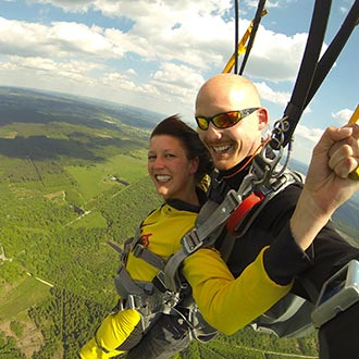 Tandem Jump week-end and public holiday