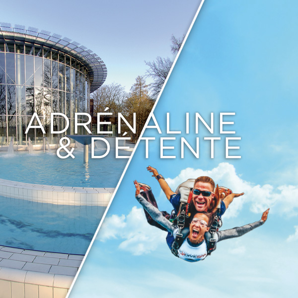 Adrenaline & Relaxation