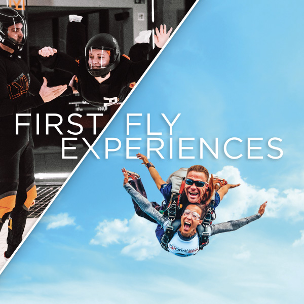 Tandem First Fly Experiences